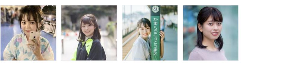 ⽇本⼀の⼤学サークル美⼈を決めるミスコンテスト『MISS CIRCLE CONTEST 2020』四次審査通過者