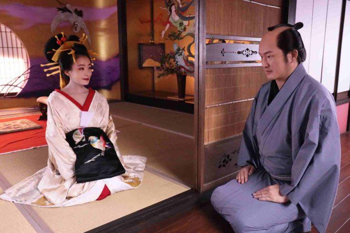 【奈緒】 映画『みをつくし料理帖』メイキング映像