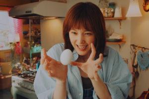 本田翼/明星 チャルメラ・CM
