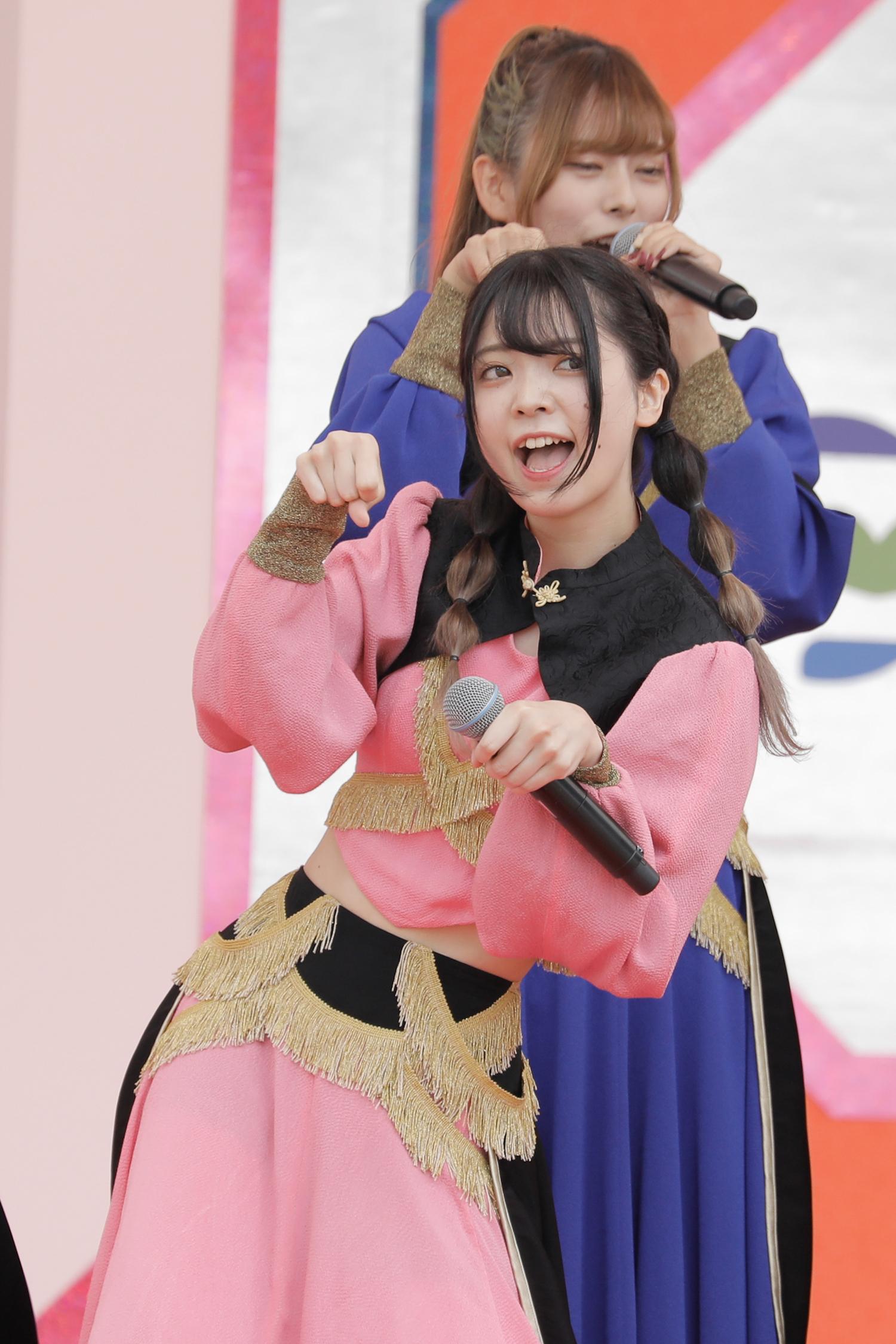 ミユキエンジェル 豆柴の大群/TOKYO IDOL FESTIVAL オンライン 2020/ACTRESS PRESS編集部(2020年10月)