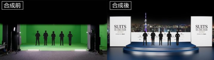 「SUITS OF THE YEAR 2020(スーツオブザイヤー)」