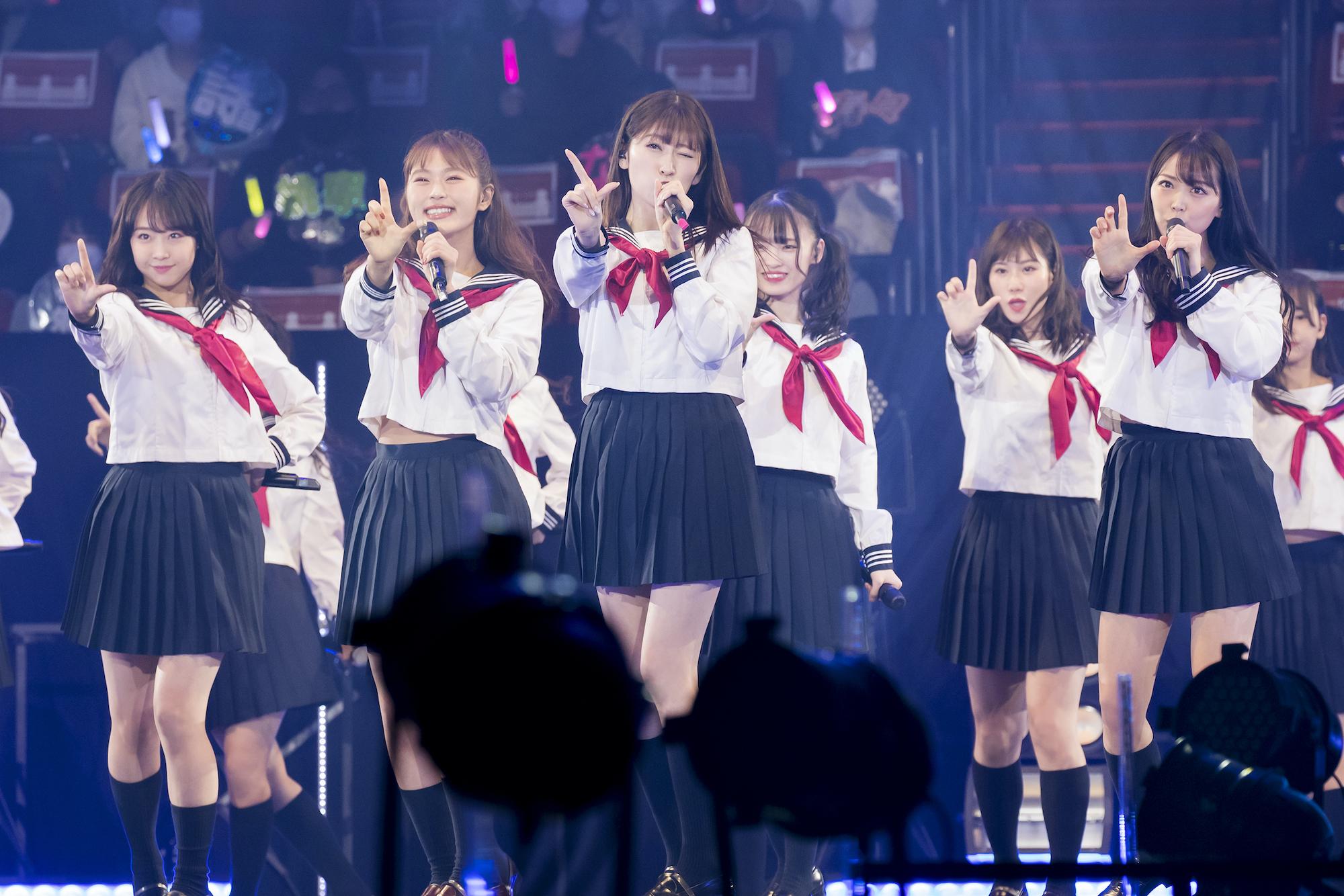 吉田朱里『NMB48 吉田朱里卒業コンサート~さよならピンクさよならアイドル~』2020年10月24日