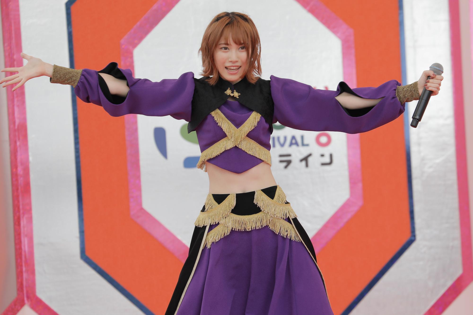 カエデフェニックス 豆柴の大群/TOKYO IDOL FESTIVAL オンライン 2020/ACTRESS PRESS編集部(2020年10月)