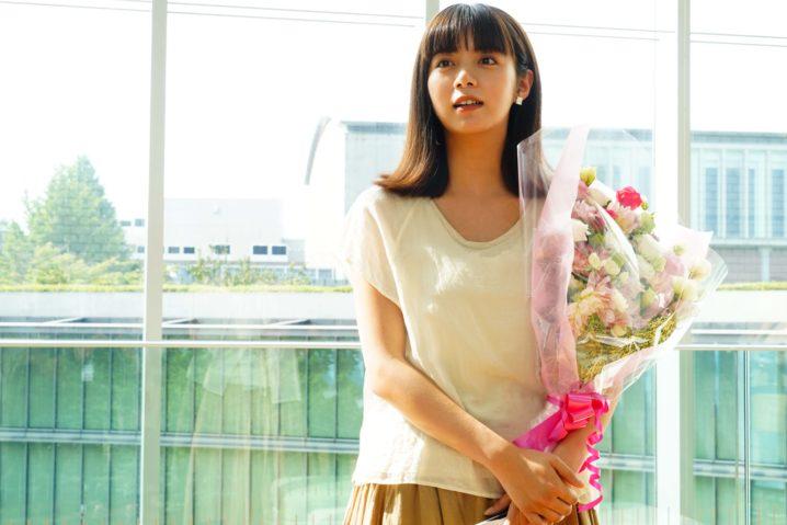 池田エライザ/ドラマ『名建築で昼食を』