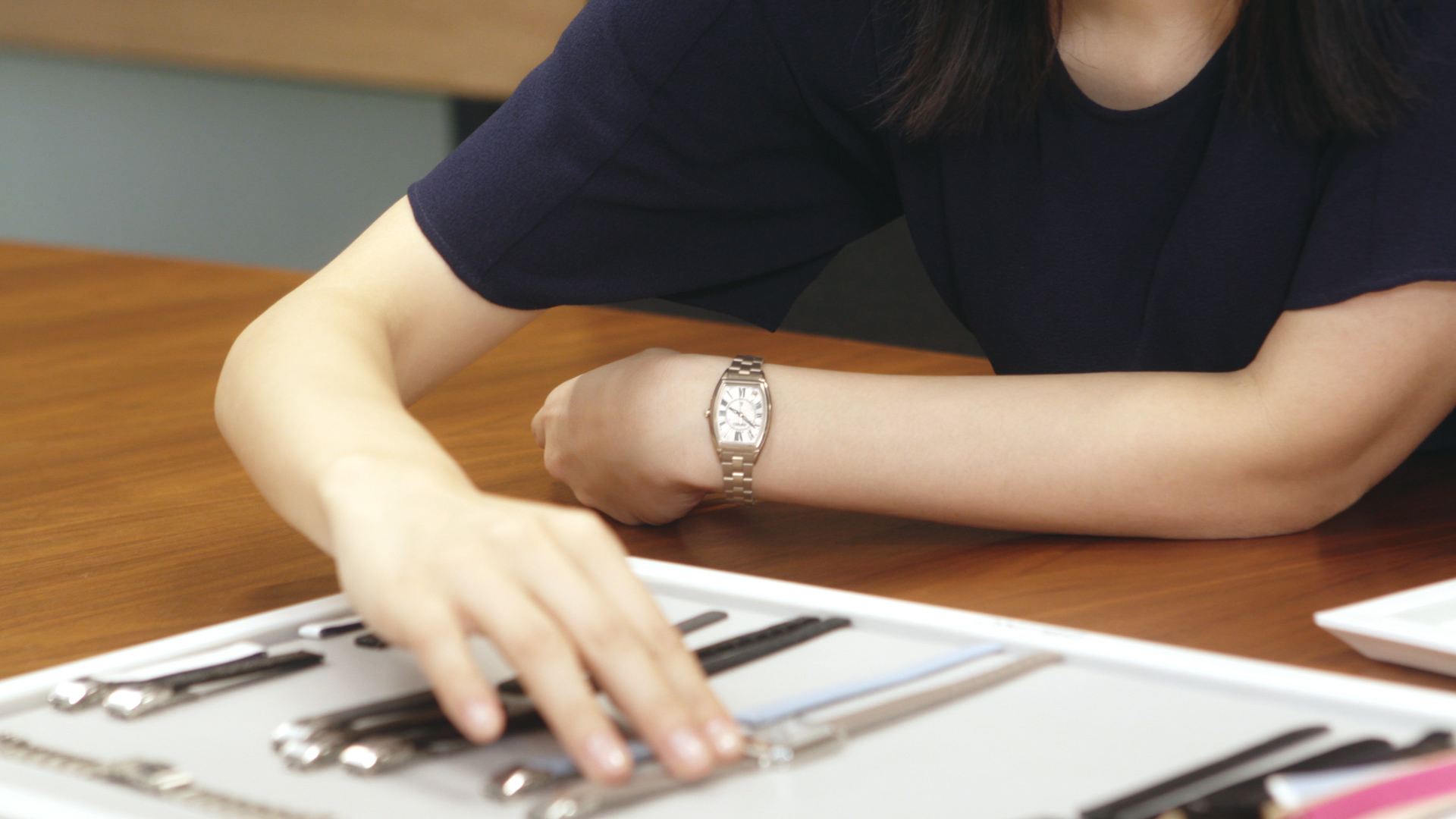 綾瀬はるか/腕時計ブランド「LUKIA(ルキア)」ルキアヤセ