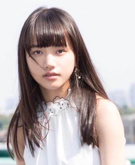 清原果耶(きよはら かや)女優