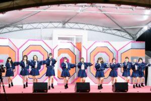 ラストアイドル/TOKYO IDOL FESTIVAL オンライン 2020/撮影:ACTRESS PRESS編集部(2020年10月)