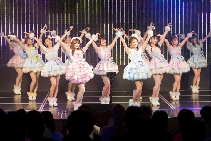 NMB48、結成10周年記念特別公演