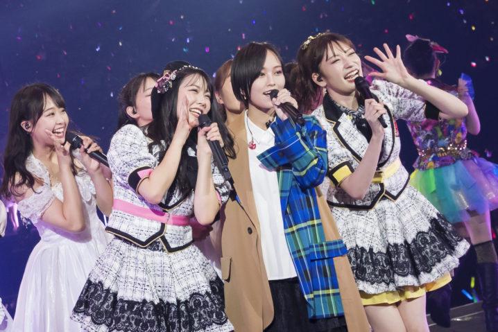 NMB48 10th Anniversary LIVEに山本彩・渡辺美優紀・山田菜々・太田夢莉・市川美織らOG大集合!