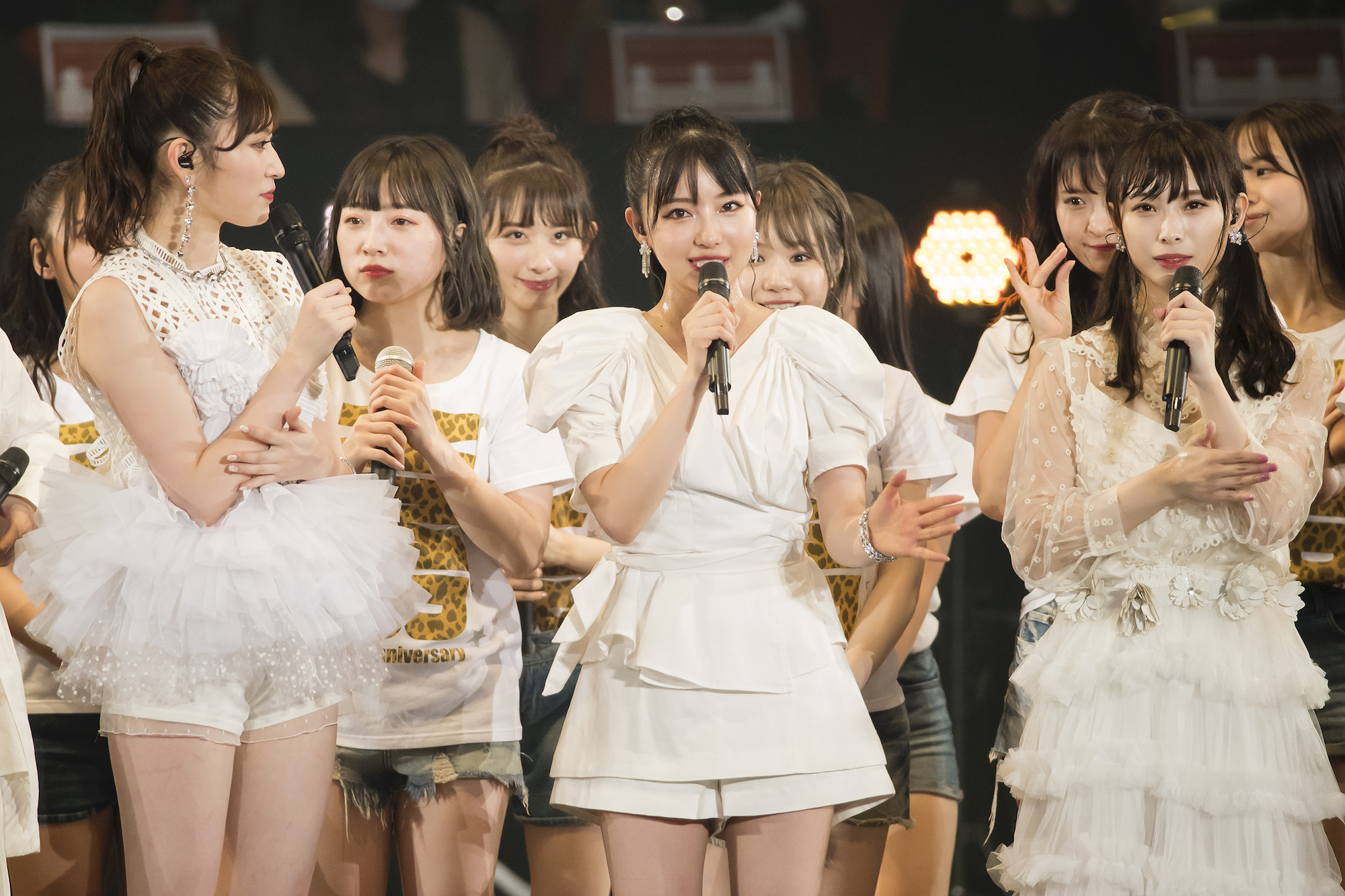NMB48の10周年記念ライブ『NMB48 10th Anniversary LIVE 〜心をひとつに、One for all,All for one〜』(2020年10月23日(金)、大阪城ホールにて)