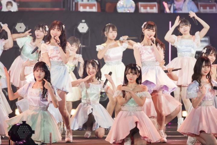 『NMB48 次世代コンサート 〜難波しか勝たん!〜』(2020年10月24日、大坂城ホールにて)