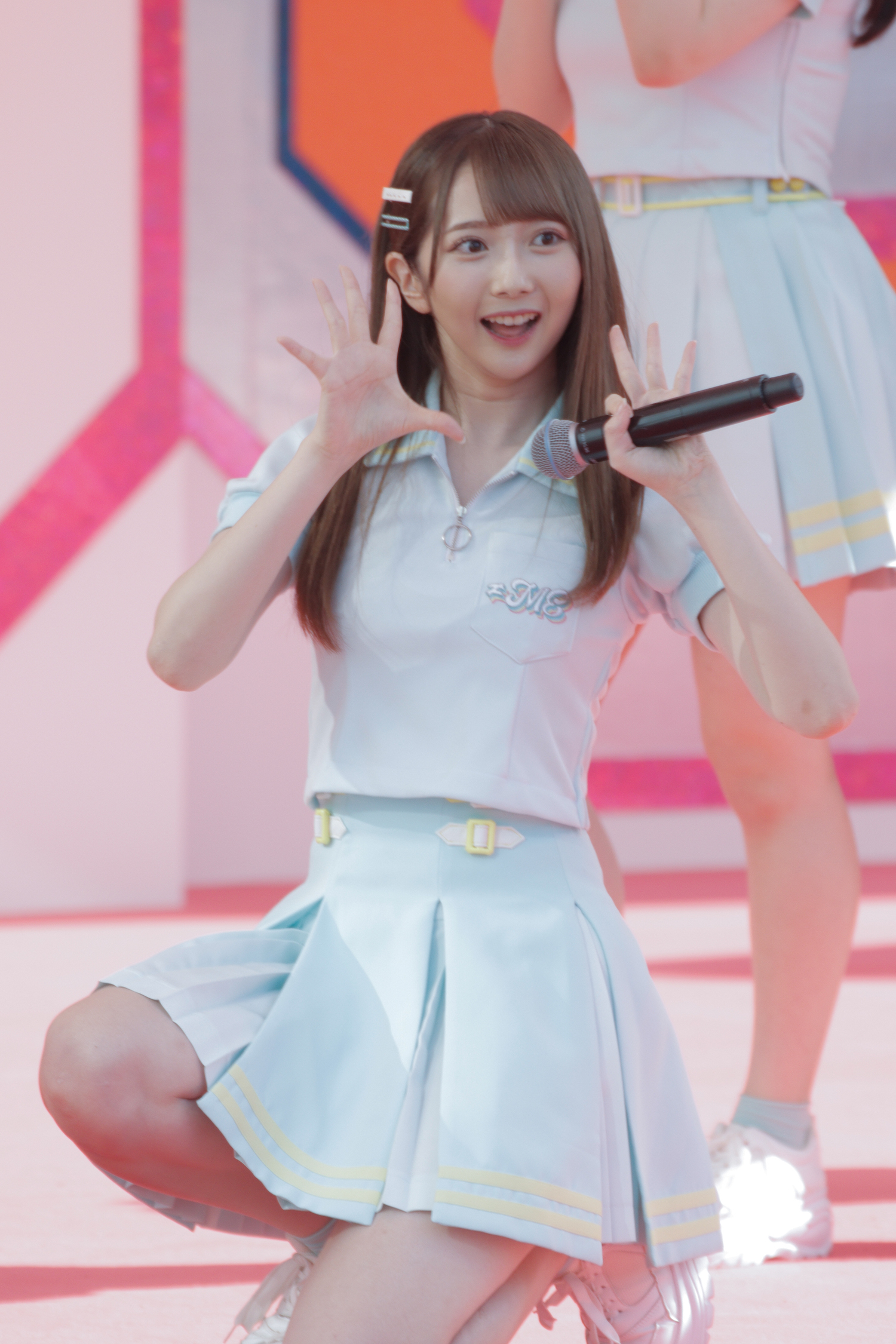 ≠ME/TOKYO IDOL FESTIVAL オンライン 2020にて/撮影:ACTRESS PRESS編集部(2020年10月)
