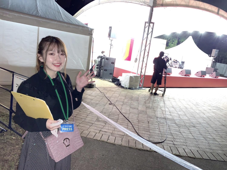 リポーター:打矢萌絵/TOKYO IDOL FESTIVAL オンライン 2020にて/撮影:ACTRESS PRESS編集部(2020年10月)