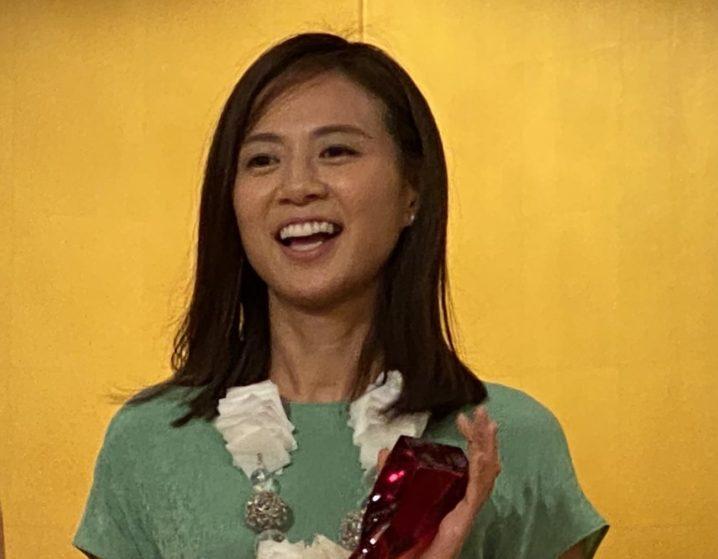 篠原ゆき子、「アジア太平洋映画祭最優秀女優賞」受賞