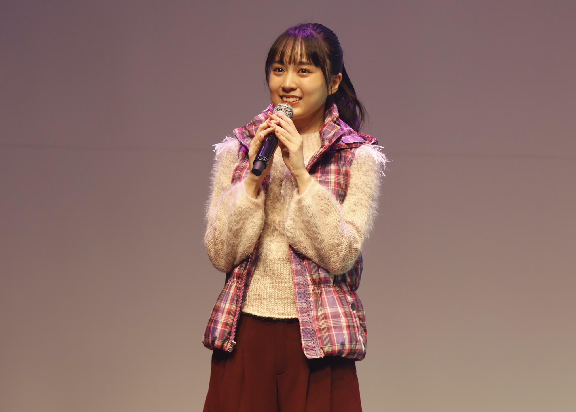賀喜遥香/【SHIBUYA SCRAMBLE FESTIVAL 2020 Produced by anan】