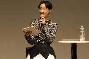 松井玲奈/2020年11月7日、「SHIBUYA SCRAMBLE FESTIVAL 2020 Produced by anan」