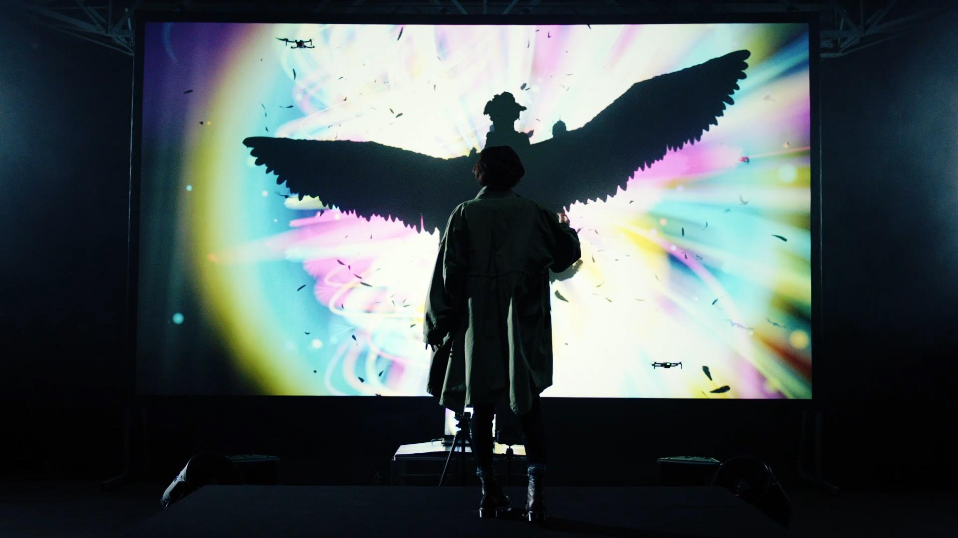 平手友梨奈(ひらて ゆりな)が、デジタルハリウッド大学新CM