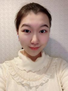 井上智尋(慶応義塾大学)ACTRESS PRESS