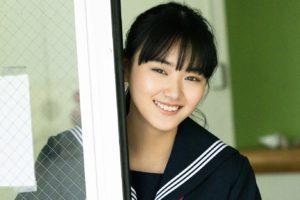 山崎天(櫻坂46)、「B.L.T.graduation2021中学卒業」