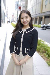 唐神菜々子(聖心女子大学)ACTRESS PRESS