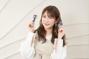 """吉田朱里、""""自分を高める春メイク"""" をレクチャー"""