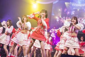 山本彩加(NMB48)卒業コンサート
