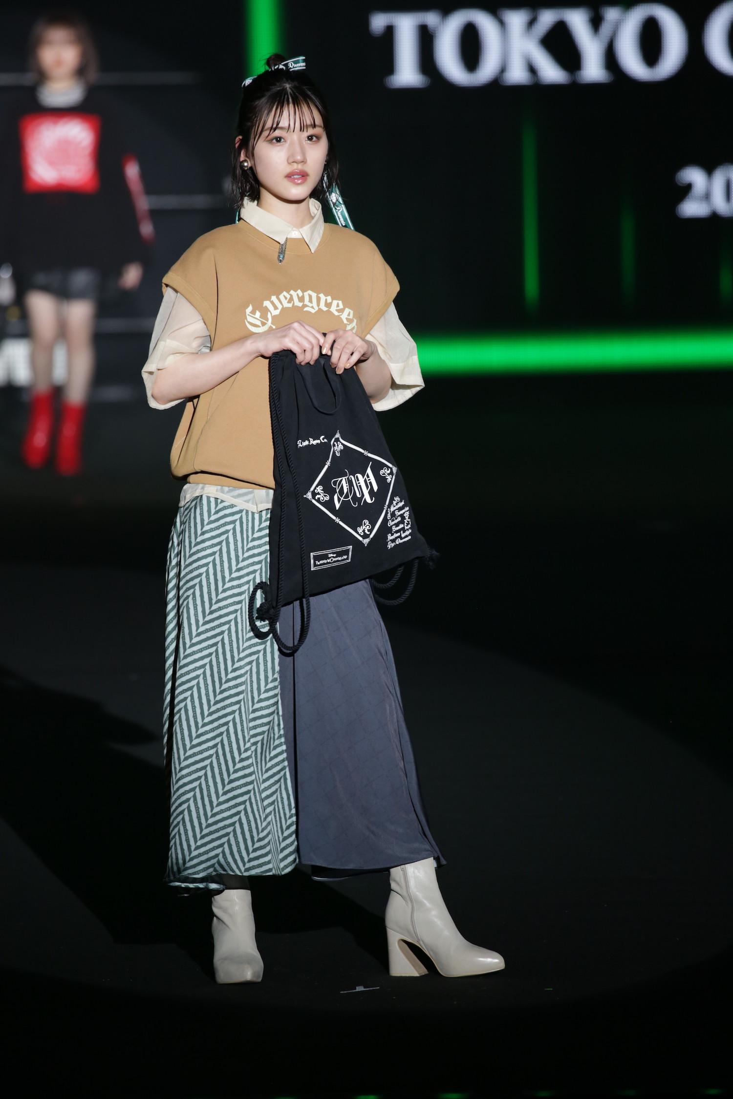 佐々木美玲 TGC