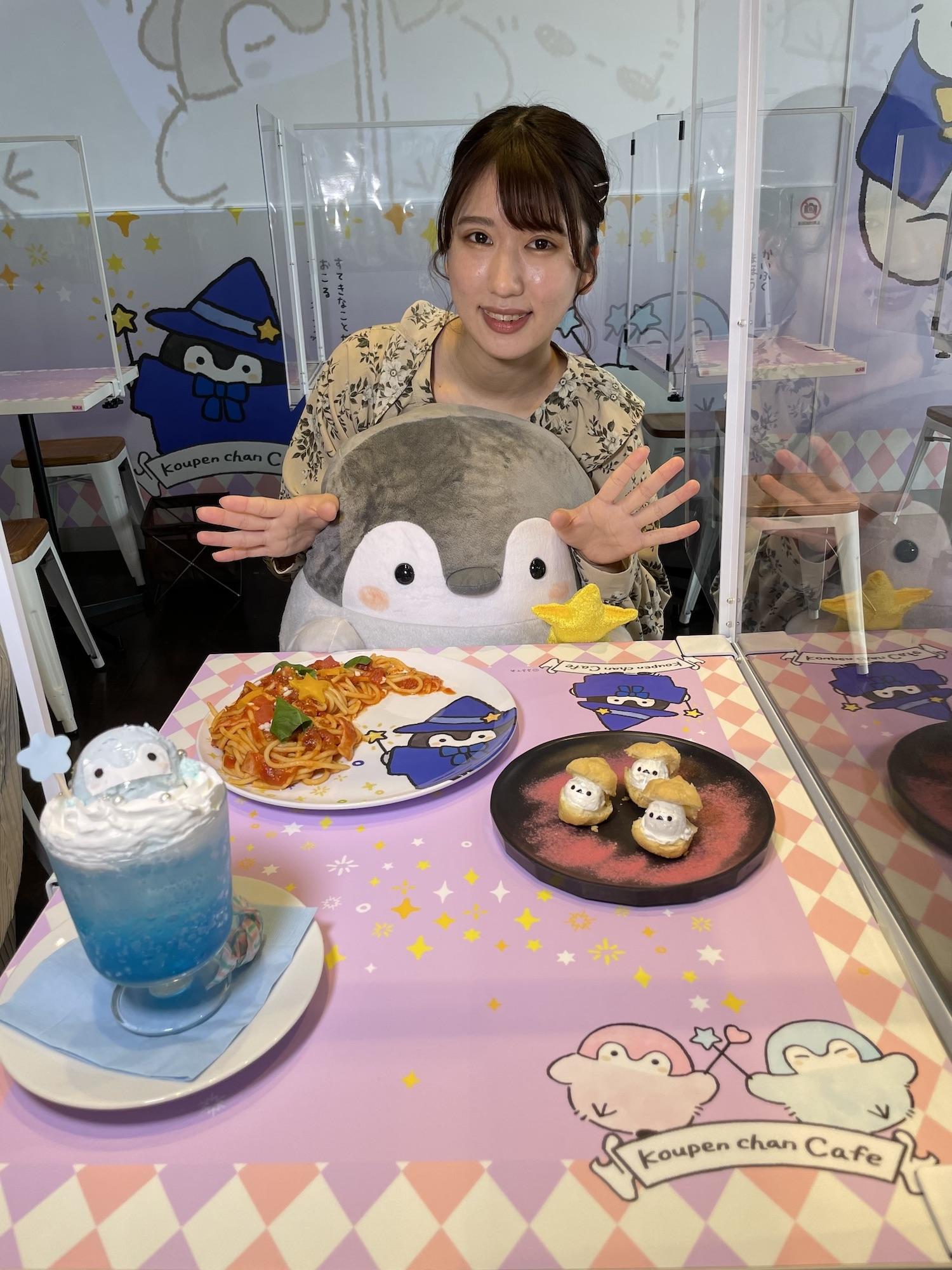 「コウペンちゃん 元気になるまほうカフェ」Reporter:山本菜摘