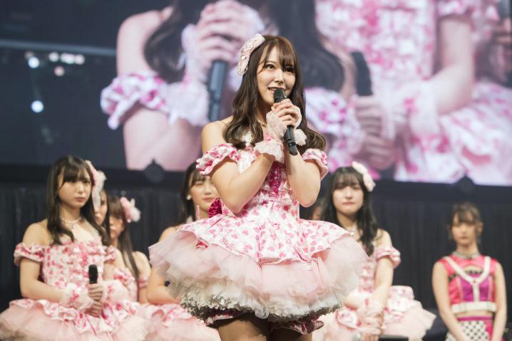白間美瑠、NMB48卒業
