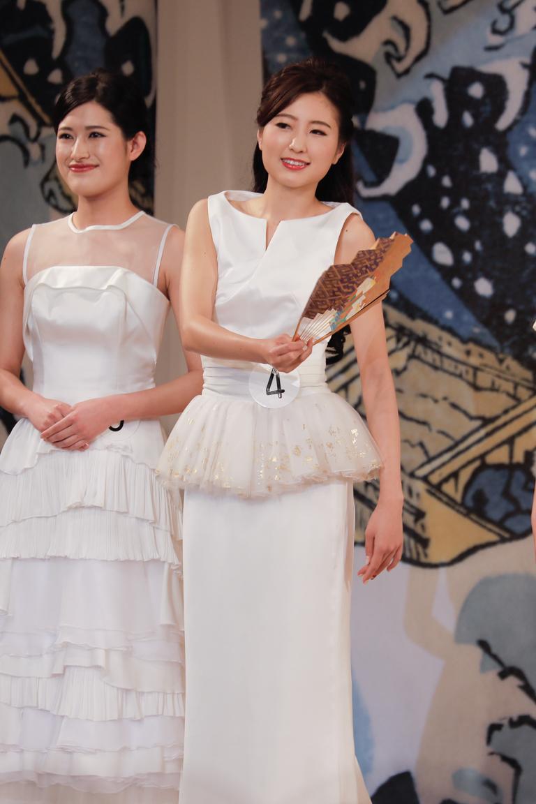 ミス日本コンテスト2021 ドレス審査
