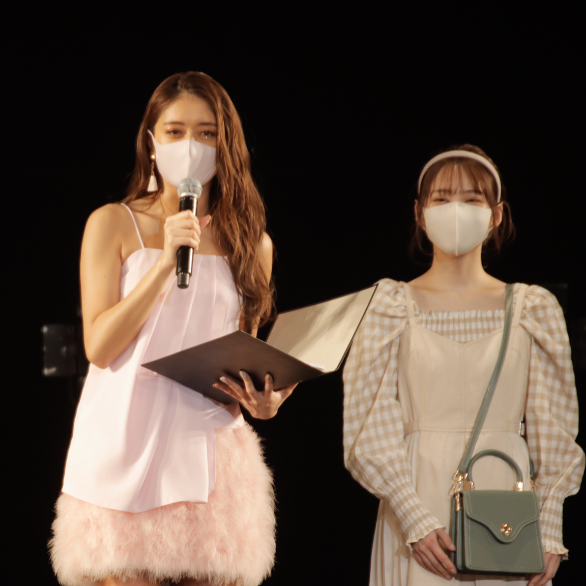 池田美優(いけだ みゆう/みちょぱ)マスク姿<超十代>