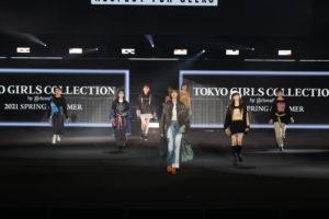 「R4G」でみせた「Anime」×「Fashion」の魅力☆<TGC 2021 S/S>