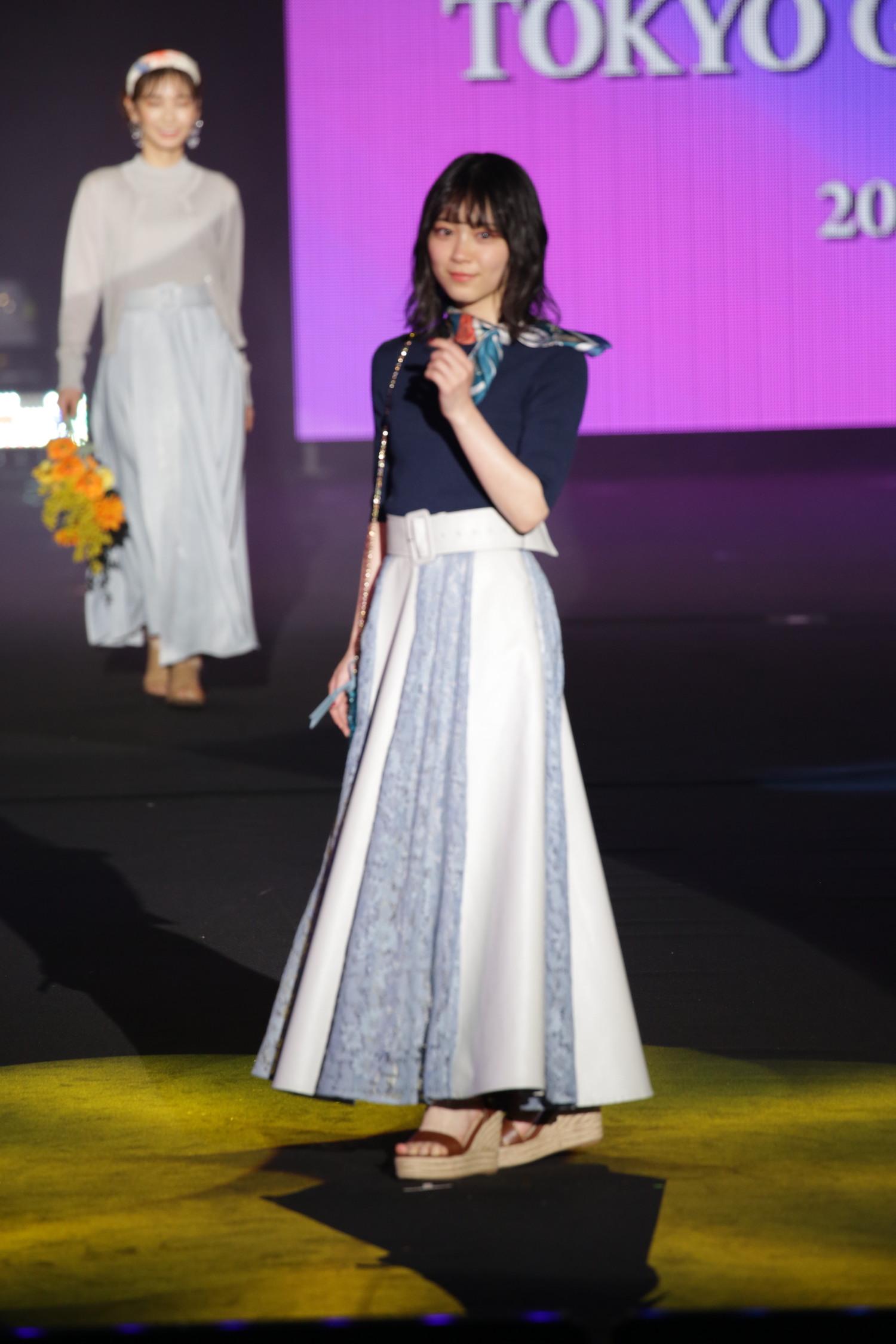 森田ひかる・and couture TGC