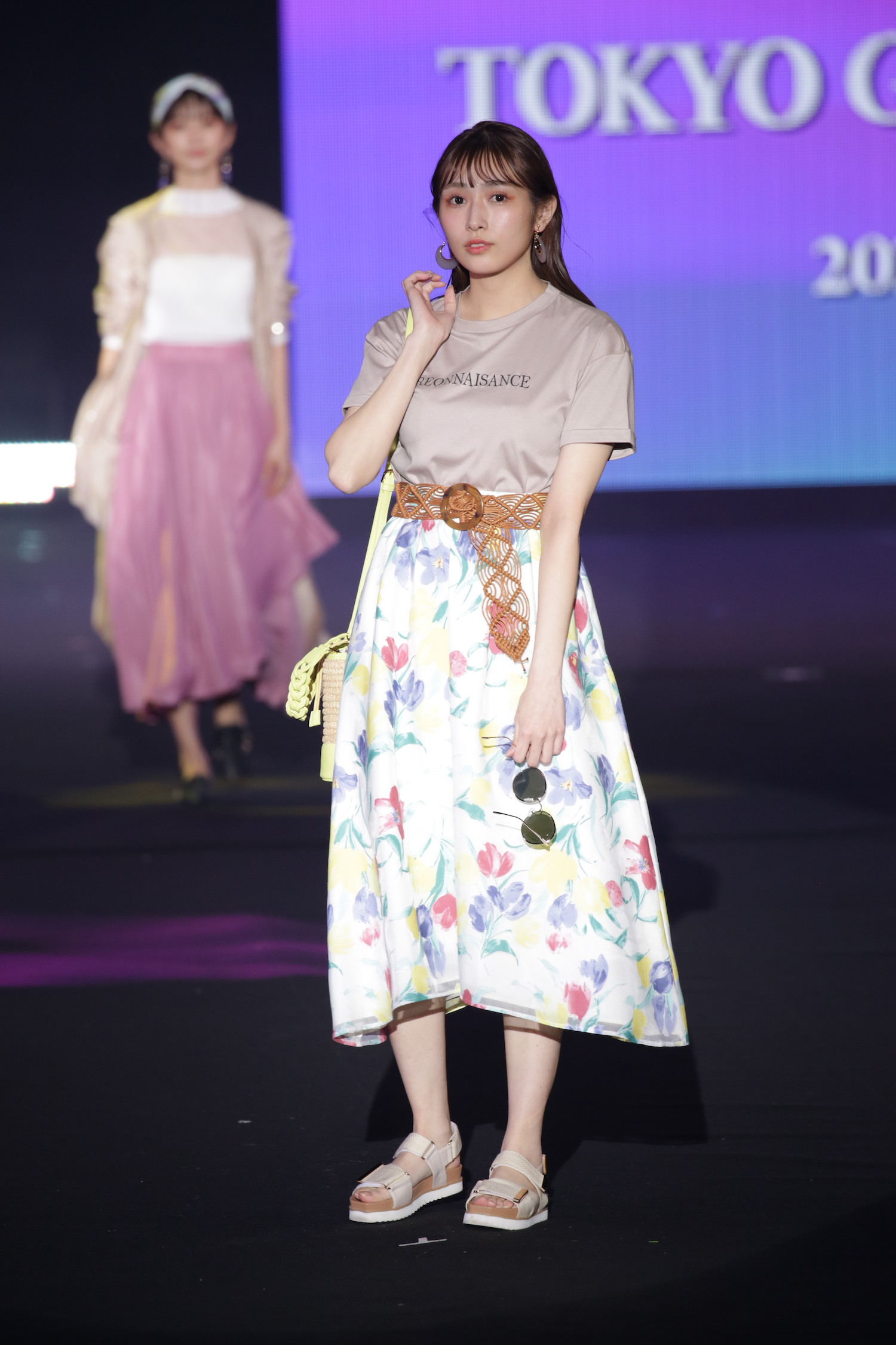 渡辺梨加・And couture TGC