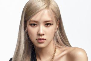 BLACKPINK(ブラックピンク)のROSE(ロゼ)が「Tiffany&Co.(ティファニー)」の新たなグローバルアンバサダーに!