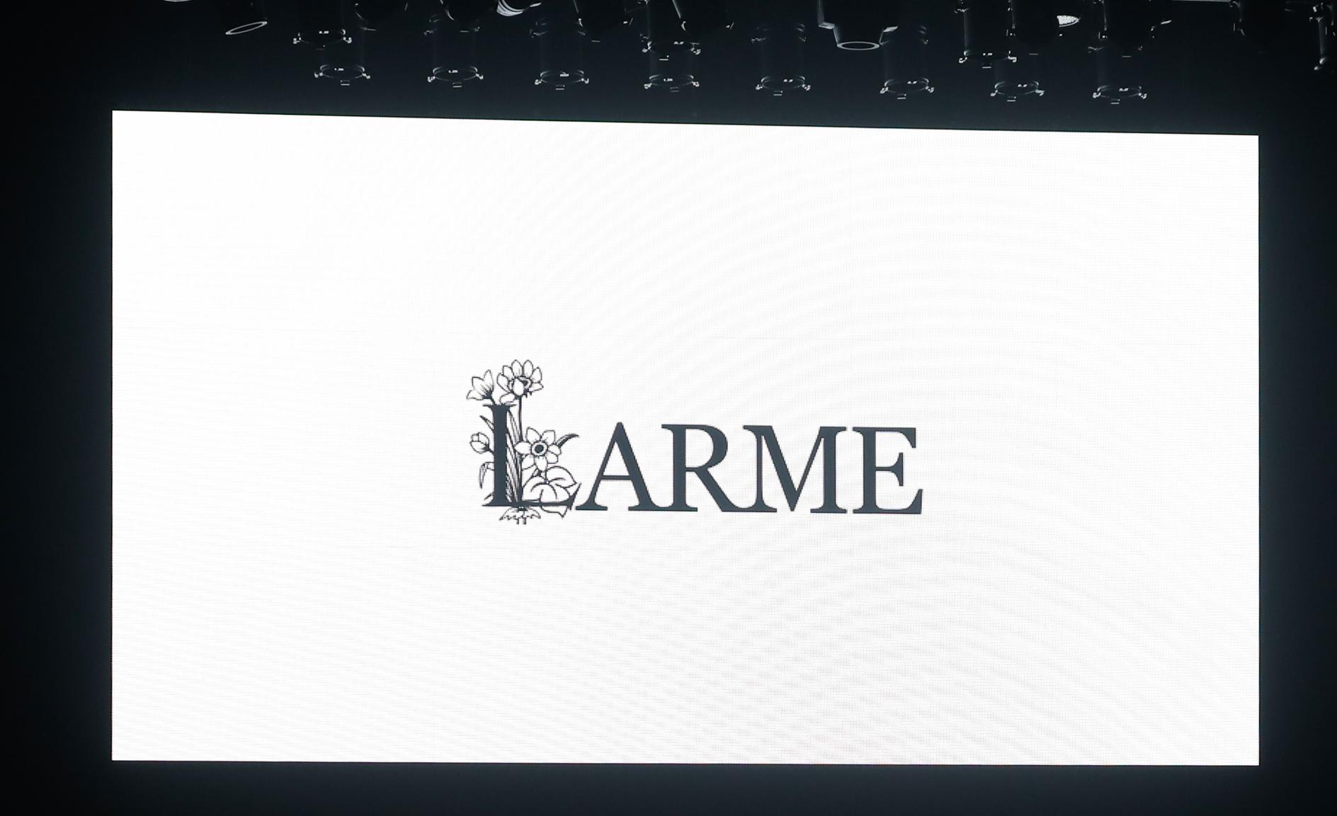 「LARMEステージ」超十代