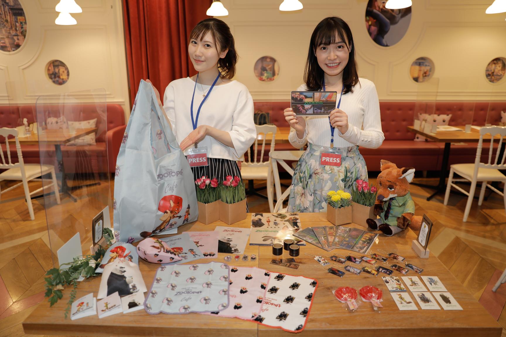 ズートピアカフェ・リポート 【Reporter:鈴木真由・及川帆乃】