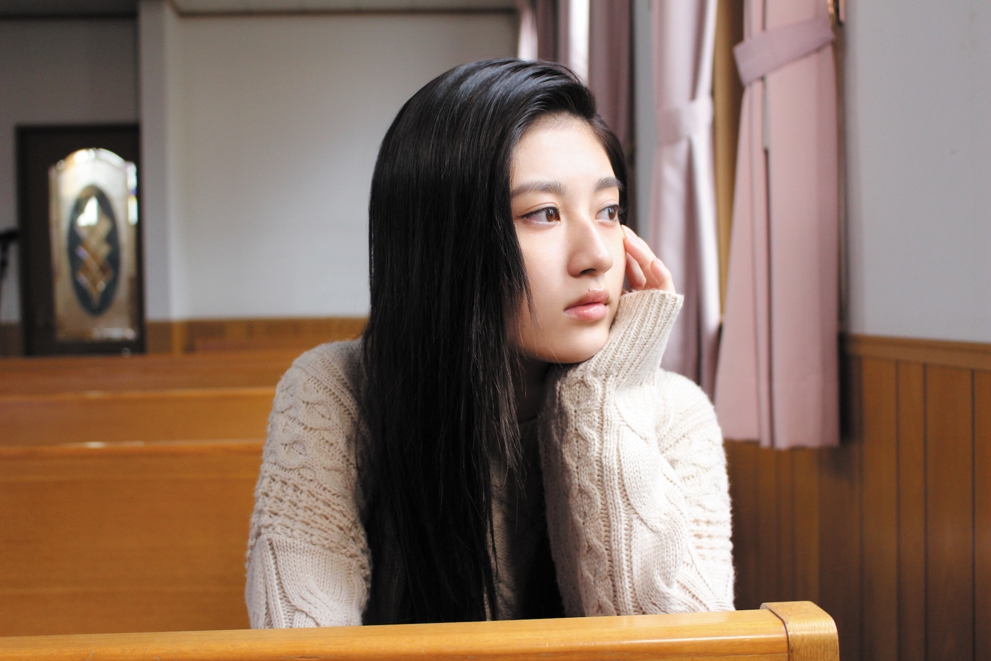 吉田あかり 初主演映画 『ペテロの帰り道』
