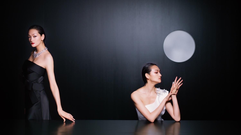 冨永愛/ミキモトの新作ハイジュエリーコレクション「The Japanese Sense of Beauty 日本の美しい色 とかたち」