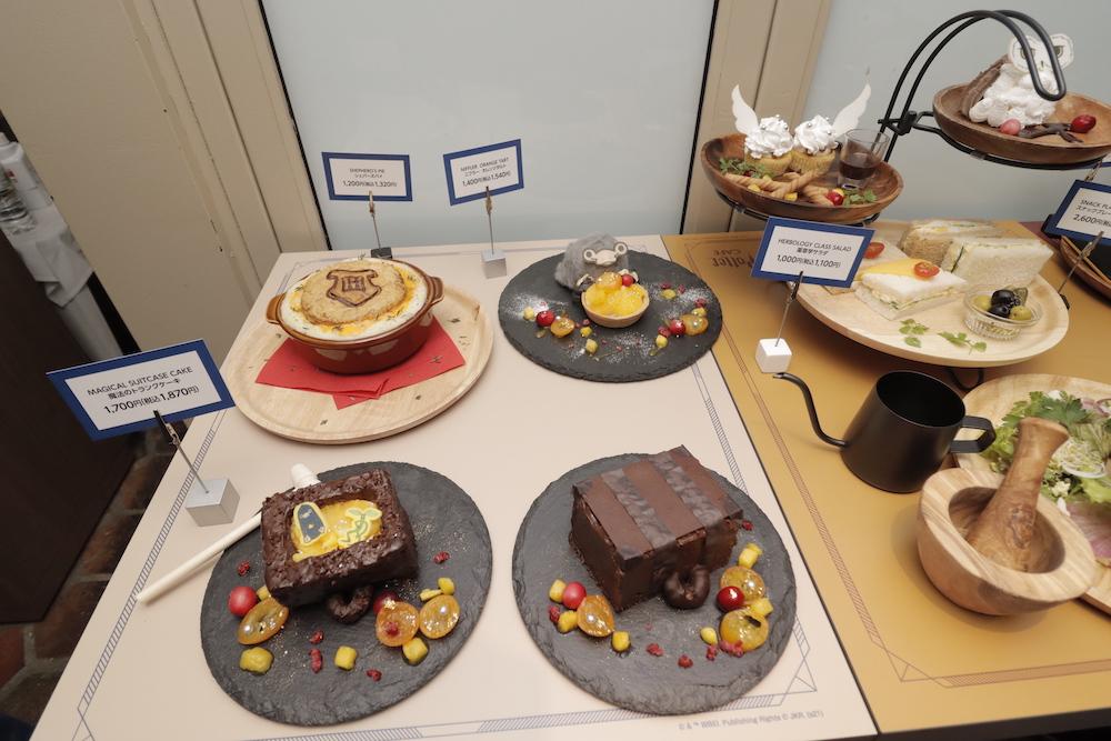 FOODS in ハリー・ポッター カフェ