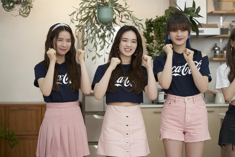 NiziU(ニジュー)・コカ・コーラ サマーキャンペーン