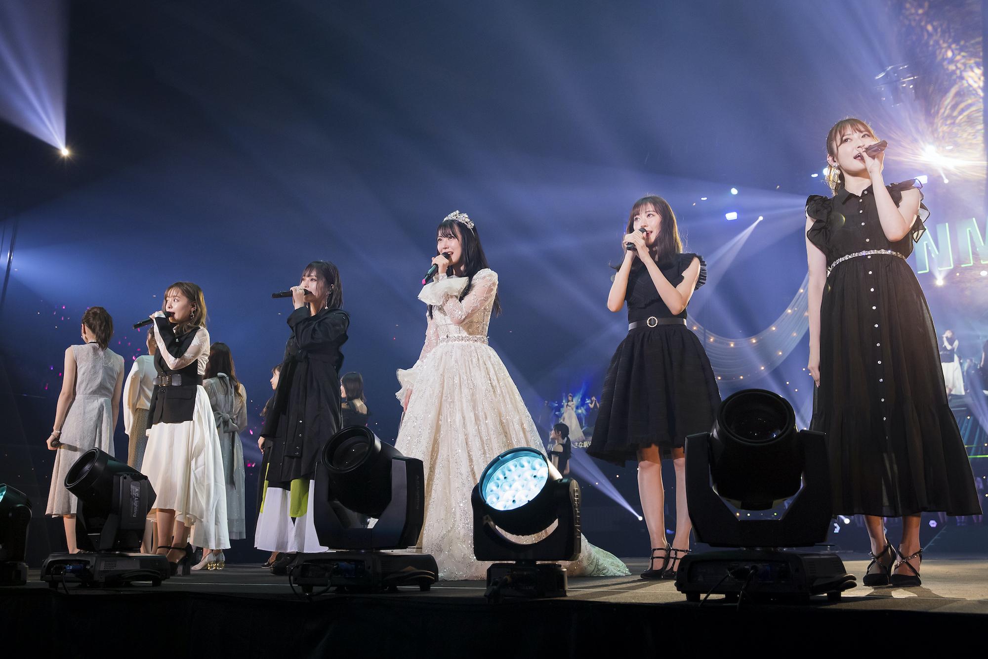 NMB48・白間美瑠 卒業コンサートに山本彩ら1期生大集結!