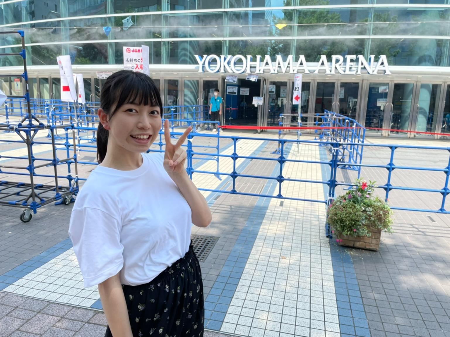 小栗あおい(筑波大学)横浜アリーナ @JAM EXPO 2020-2021