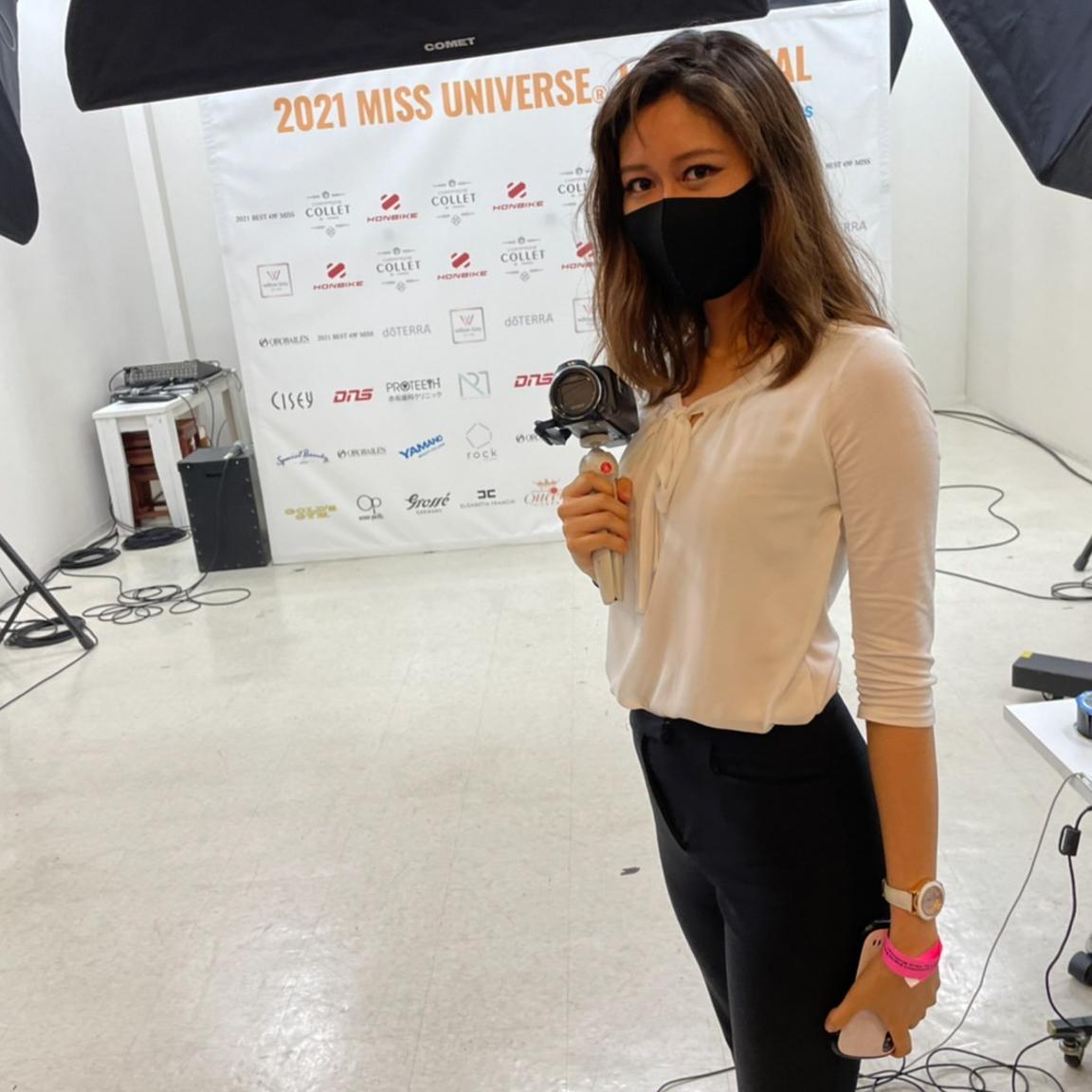 上野花菜子(立教大学)ACTRESS PRESS REPORTER