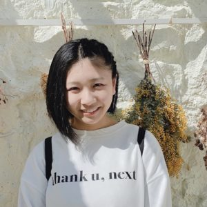 山下恵里佳(日本大学芸術学部)ACTRESS PRESS REPORTER