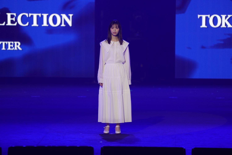 西野七瀬 in 東京ガールズコレクション 2021 AUTUMN/WINTER