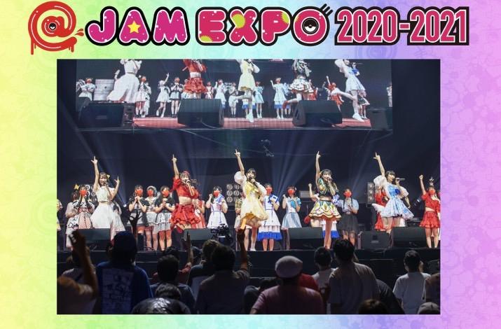 ももいろクローバーZ(ももクロ)@JAM EXPO 2020-2021