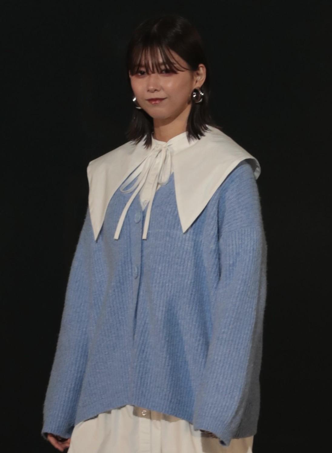 渡邉理佐(櫻坂46)東京ガールズコレクション 2021 AUTUMN/WINTER