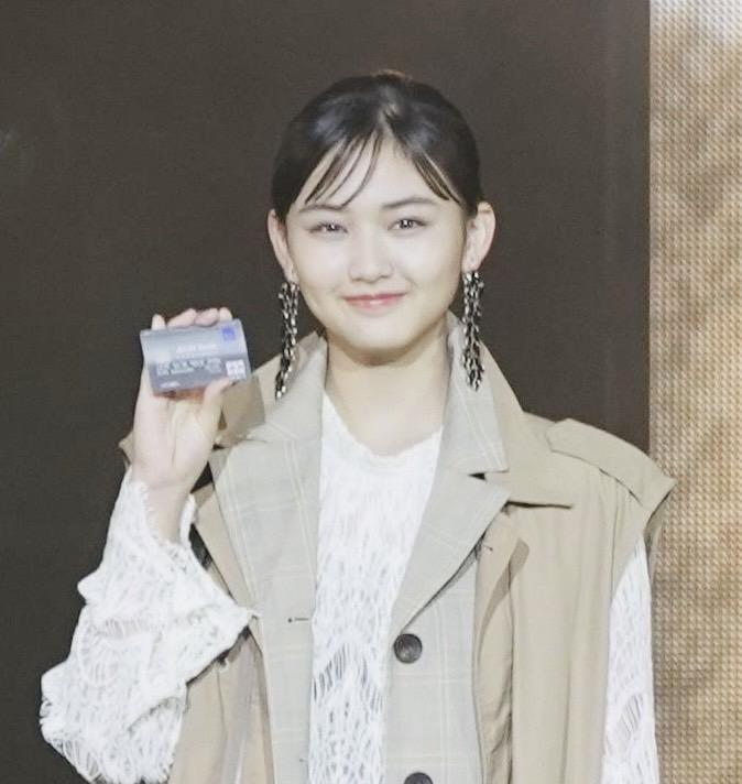 山崎天(櫻坂46)東京ガールズコレクション 2021 AUTUMN/WINTER