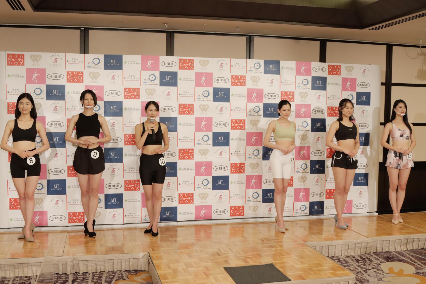 第54回ミス日本2022東日本大会